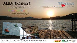 RV Albatros Vereinsfest 2018