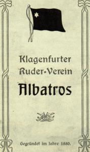 RV Albatros | Geschichte | Deckblatt alter Ausweis