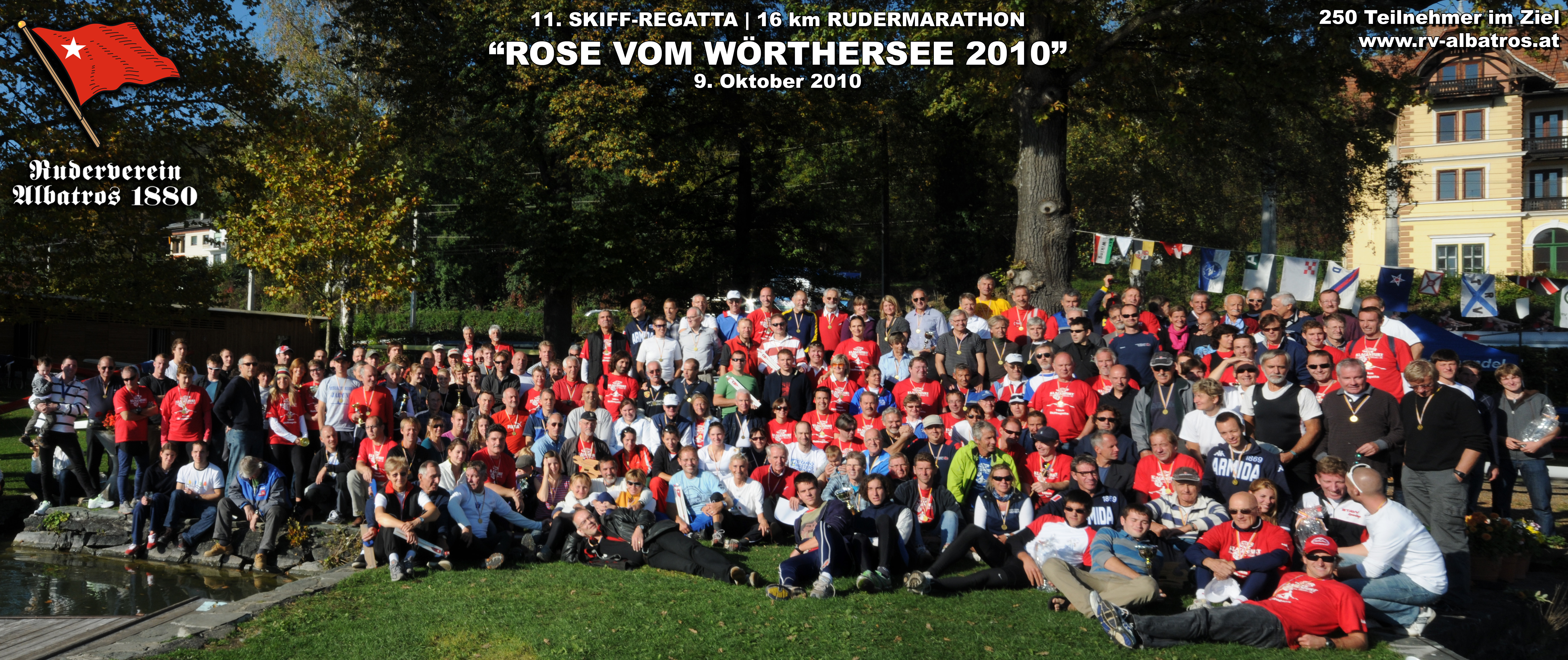 Rose Gruppenbild 2010