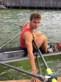 Traunseeregatta Gmunden 2018 | 1er | Lukas Herrnuss