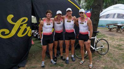 World Rowing Cup 2018 | Belgrad