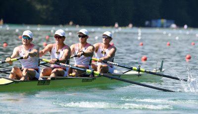 World Rowing Cup 2018 | Luzern | Copyright: ÖRV/Seyb
