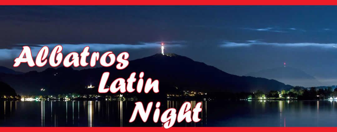 Albatros Latin Night | Sommerfest 2019 | Ruderverein RV Albatros | mobile