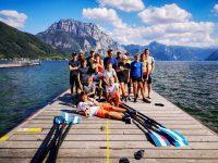 Traunseeregatta Gmunden 2018 | Das Team des RV Albatros