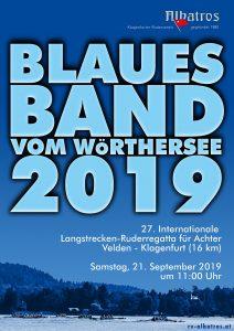 BLAUES BAND vom Wörthersee 2019